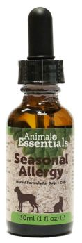 Animal Essentials Seasonal Allergy For Dogs Herbal Tincture